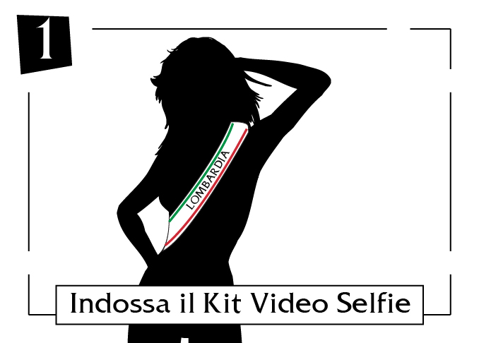 kit video selfie - lombardia