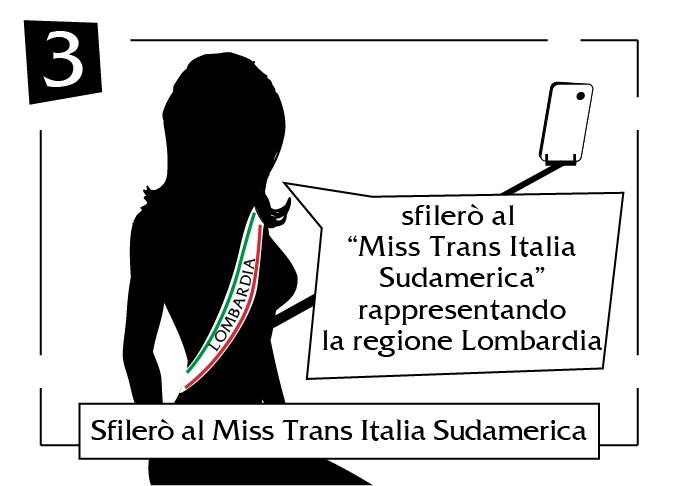 miss trans italia - lombardia